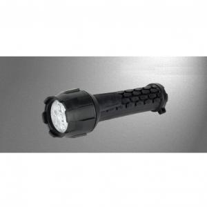 Waterproof Rubber Torch 7 LED Flashlight Waterproof Torch