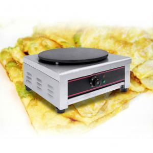 Single Head Electric Crepe Maker Commercial Use