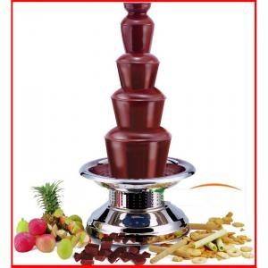 Stainless Steel 5-Tier Chocolate Fountain