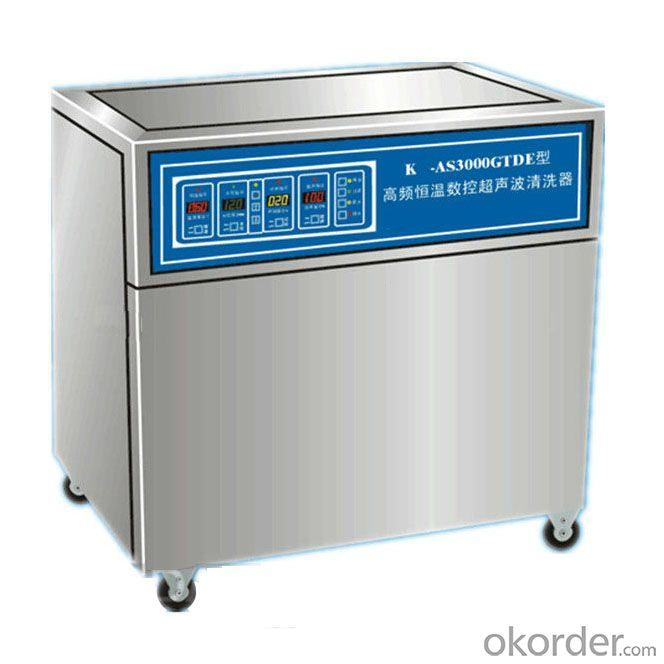 Table-Type High-Frequency Digital Controlled Supersonic Cleaner (Skq Series)