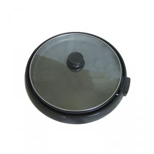 Round Hotplate with Temperature Control Knob