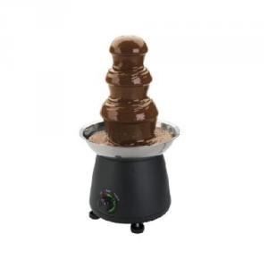 Stainless Steel 3-Tiers Mini Chocolate Fountain