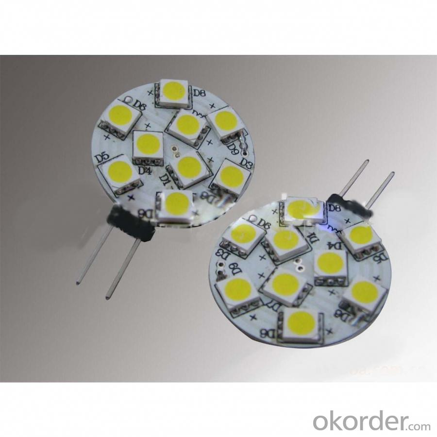 The Cheap Price Ac Dc12V G4 SMD LED Light