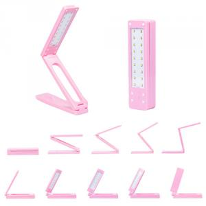 Factory Supply Directly Patent Products L01 Foldable Led Lamp For Promotional Gift