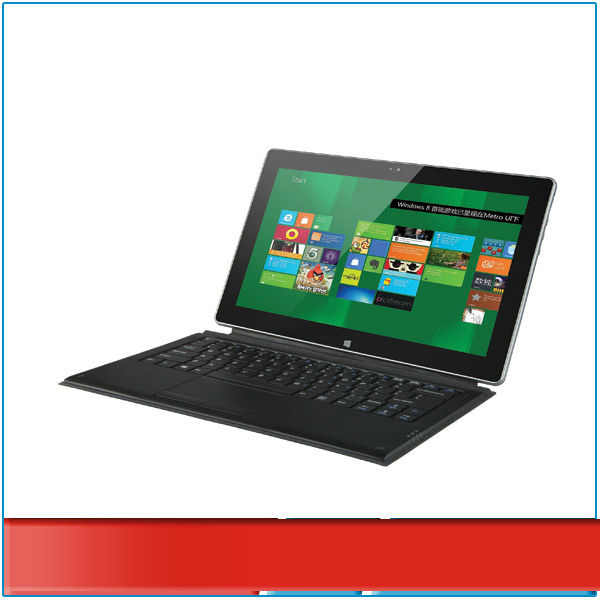 11.6 Inch Capacitive Touch Screen Multi-Touch Intel Daul Core 1.8G Windows 8 Tablet Pc Aba096