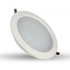 Hot Sale Dustproof IP20 8inch Led Downlight 24W Led Light