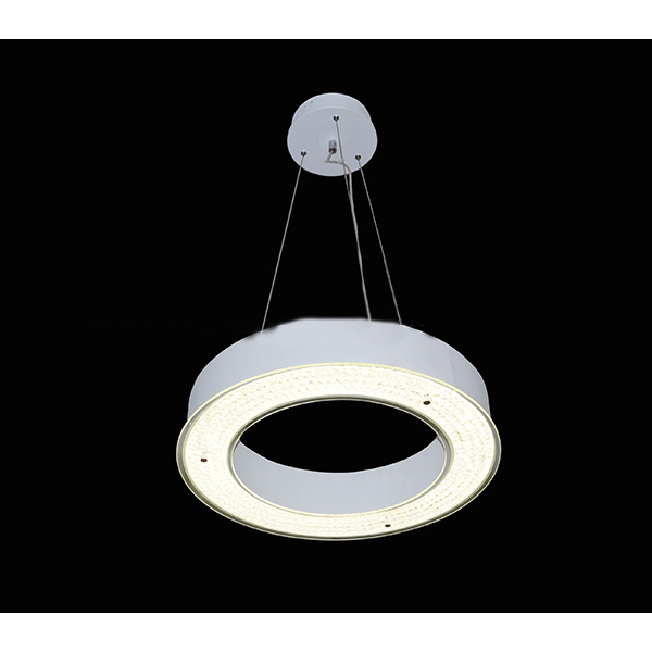China Crystal Led Pendant Light Modern With Ce
