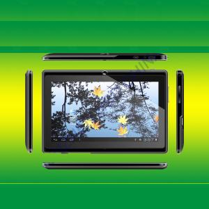 Cheap Hottest Model 512Mb/4Gb 7 Inch Allwinner A13 Q88 Tablet Pc