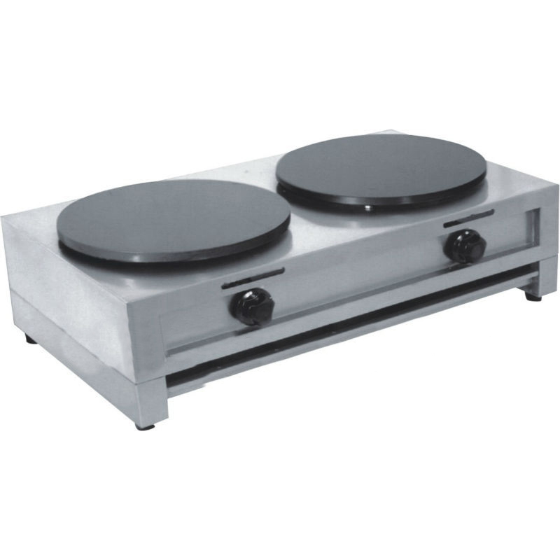 Crepes Maker Available in Natural Gas, LPG or Electric