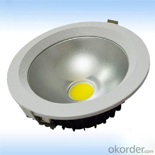 15w 20w,30w Dimmable Cob Led Downlight Supplier
