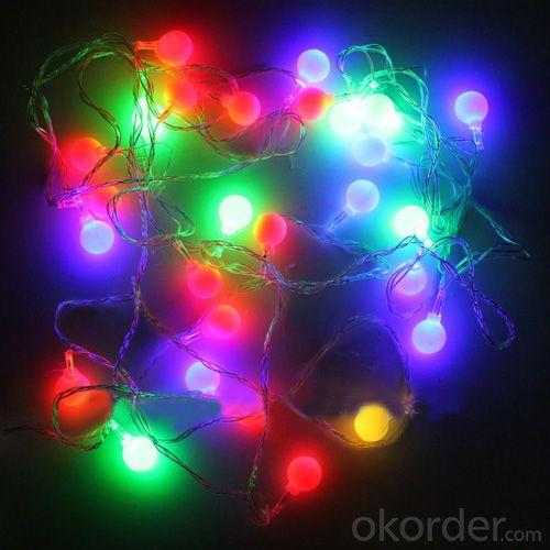 Holiday Lighting, Christmas Lights Led, String Light With Controller 24V