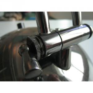 Stainless Steel Gooseneck Led Desk Lamp