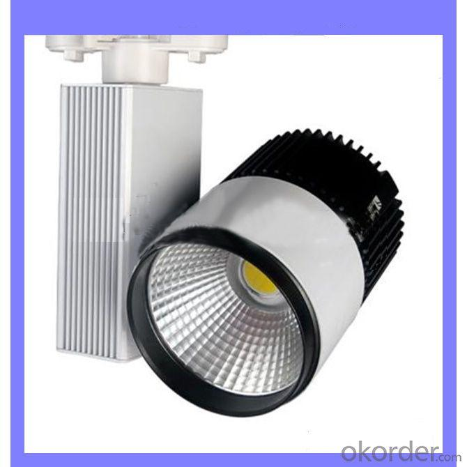 2014 New Gallery Cob Led Track Light