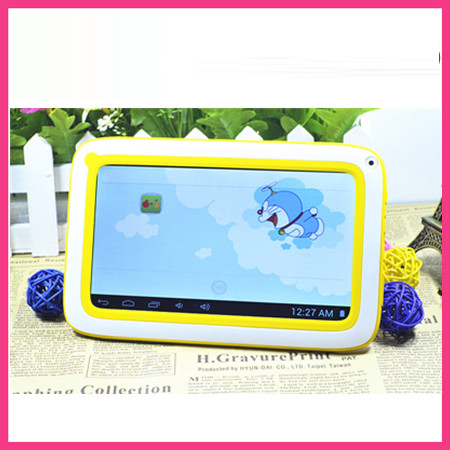 7 Inch Android 4.0 512Mb 8Gb Wifif Camera Education Kids Tablet Pc Children Tablets Cheap