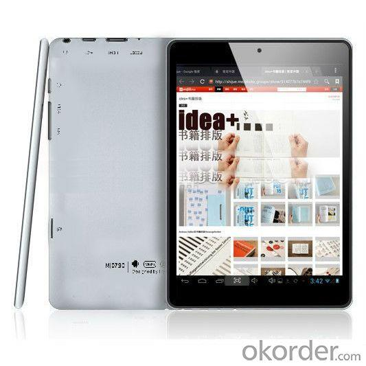 New Tablet 7.85 Inch Quad Core Tablet Pc Similar With Mini Ipad Appearance