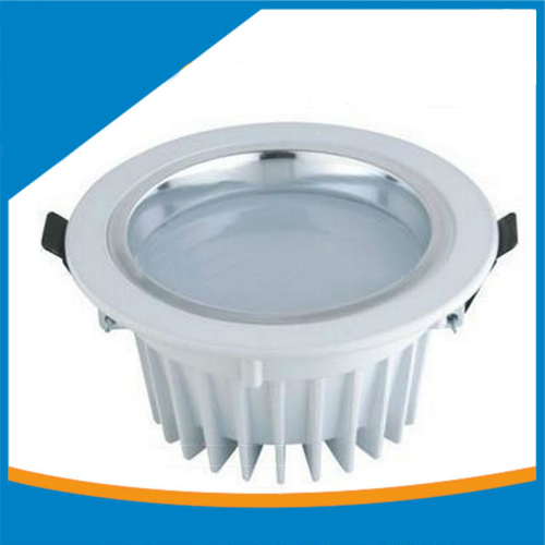 New Design Super Heatsink Dimmable 7W LED Downlight