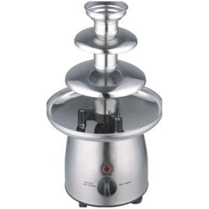 85W Stainless Steel Chocolate Fountain