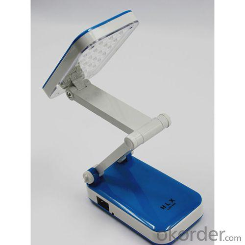 Foldable Charging Flexible Led Desk Lamp Led-666