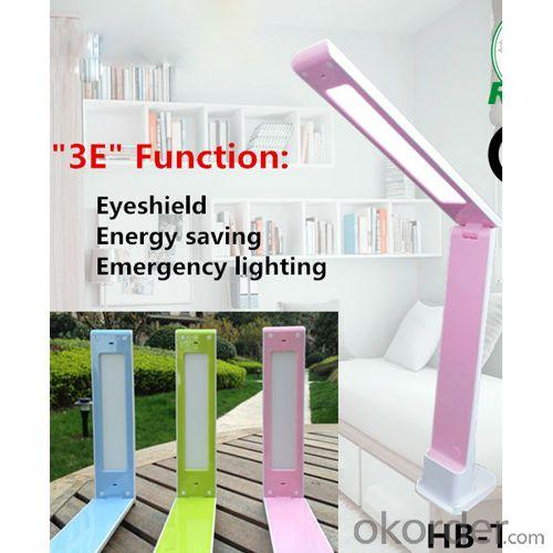 2014 Eyeshield Battery Cordless Led Table Lamps