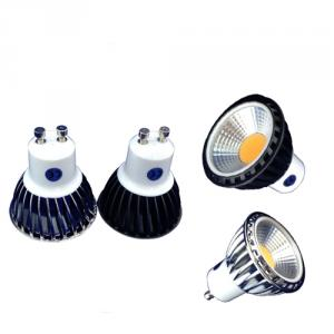 Hot Sale New Design 5W Cob Gu10 Mr16 Led Spotlight