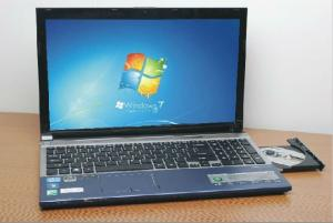 15.6 Laptop netbook with DVD HDMI WIN7 Celeron 1037U Dual Core 1.86Ghz