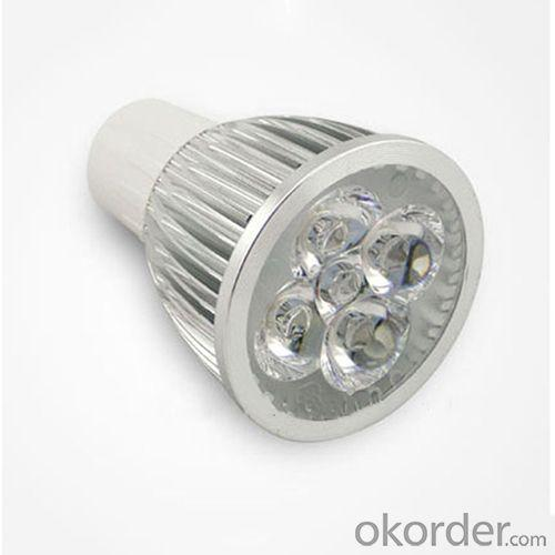 Ceramic Heatsink 6W Mr16 Led Bulb Light