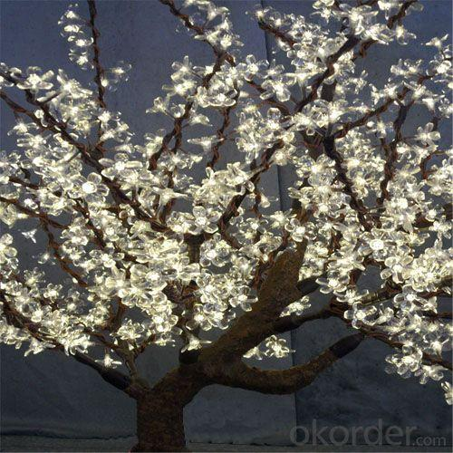 Dongyu Warm White Artificial Led Cherry Blossom Tree Light
