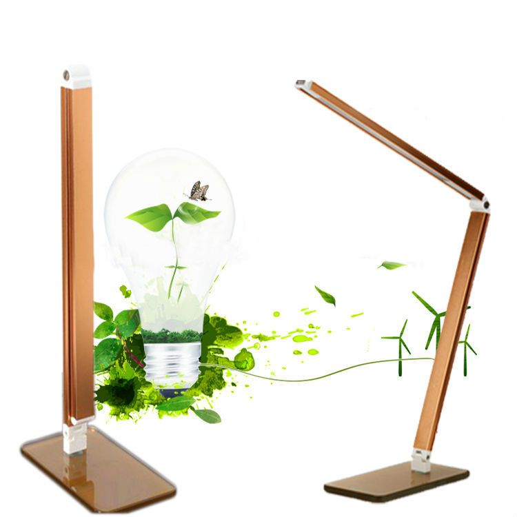 Eye Protection Led Foldable Table Lamps And Desk Lamps