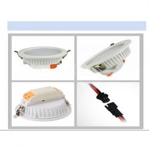 Dimmable 8 inch 24w 30w Samsung led downlight made in china