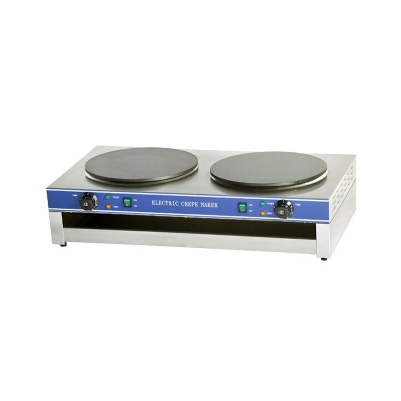 Crepe Maker High Efficient Kitchen Equipment