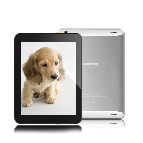 9.7&Quot; Ips Mtk8382 Quad Core Tablet 2Mp Dual Cameras Tablet Pc Android4.2 Wholesale