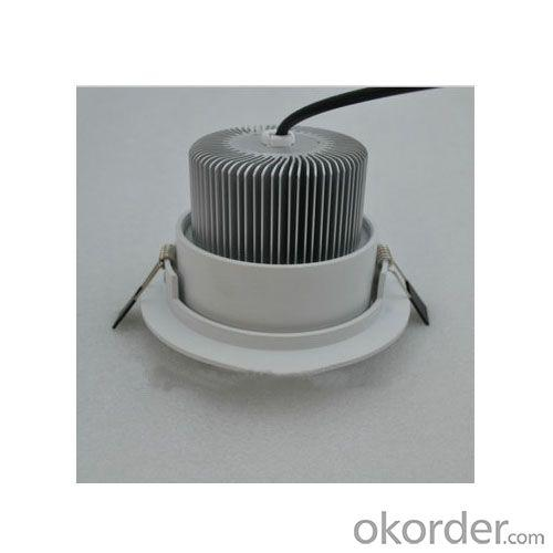 2014 Modern Australian Electricals Standards SAA CE CLIPSAL HPM Dimmer 3 inch 10w Epistar SMD Led Downlights CRI80 IP44
