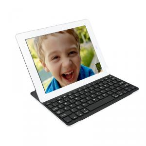 Factory Price!!!Compatible Aluminum Logitech Wireless Bluetooth Ipad Keyboard