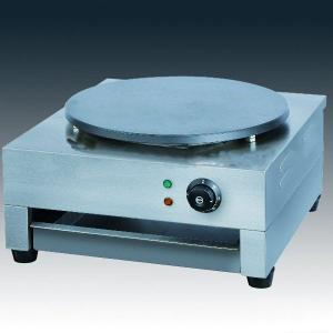 Electric Crepe Maker with Circular Burner Hot Plate