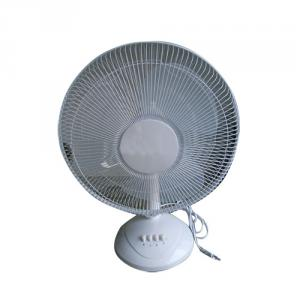 Table Fan FT-16B with Fashionable White Color