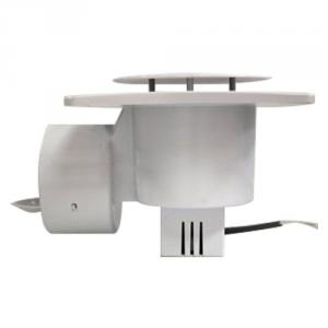 Bathroom Exhaust Ventilating Fan Airfoil Type