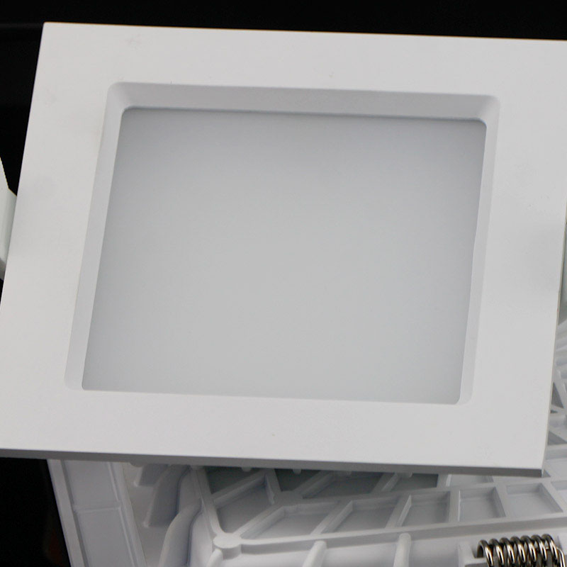 China CE ROHS Recessed Ceiling Smd 9w To 18w Square Led Down Lights
