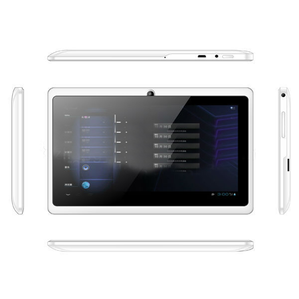 Oem 7 Inch Tft Display 1.0Ghz Android Tablet