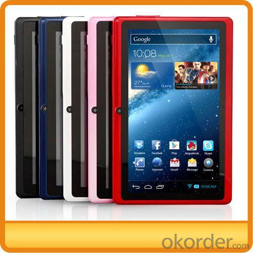 Hot Selling Rockchip 3026 Dual Core Android 4.2 Hd Screen Cheapest 7 Inch Tablet