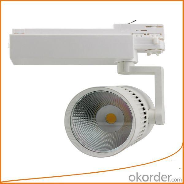 Good Price Cri≫80 Gallery Cob Led Track Spot Light 20W