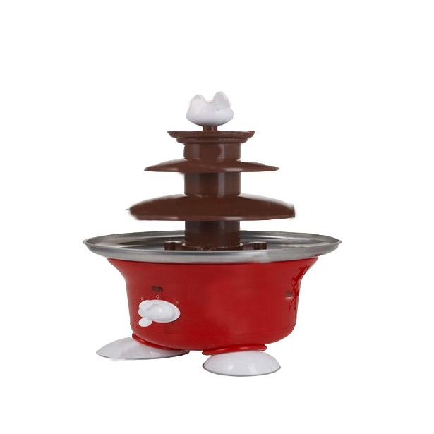 Stainless Steel Home Mini Chocolate Fountain Machine