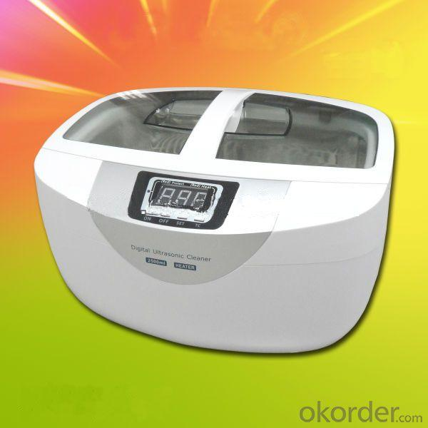 2.5L Digital Household Ultrasonic Cleaner Jp-4820, Ultrasonic Cleaning Machine For Tableware/Dinnerware