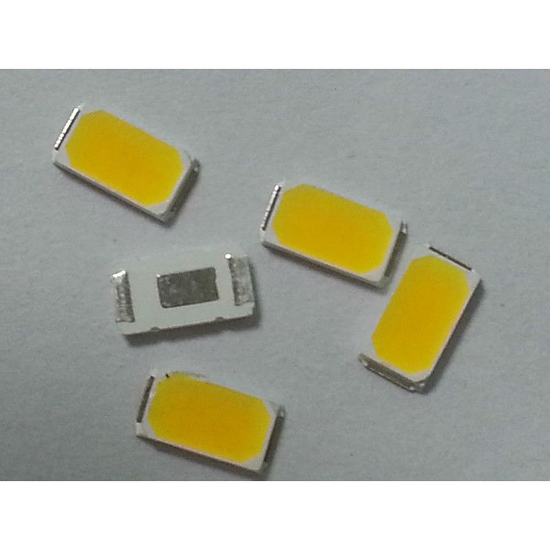 4000K-45000K Natural White 0.5W 5730 SMD LED Light 70-75Ra 95-120Lm W