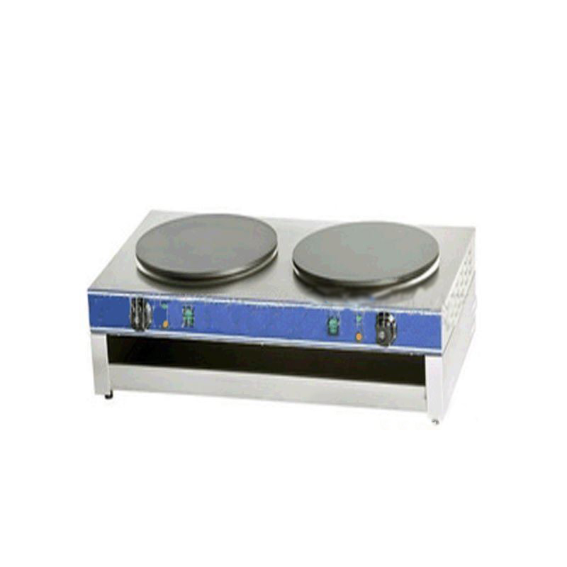 Electric Crepe Maker Double Head Electric Fryer