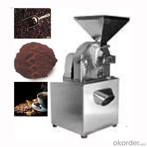 Stainless Steel Grinder Pulverizer Machine Coffee Grinder