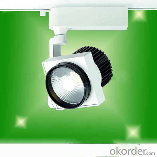 20W Museum Gallery 30W Spotlight Dimmable Cob Led Track Light
