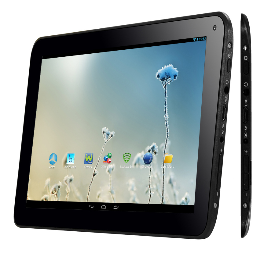 Dual Core 7 Inch Tablet Pc Android 4.2 Multi Touch Tablet With Bluetooth Hdmi From China