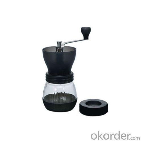 Glass Ceramic Burr Hand Coffee Grinder (Mscs-2Tb)