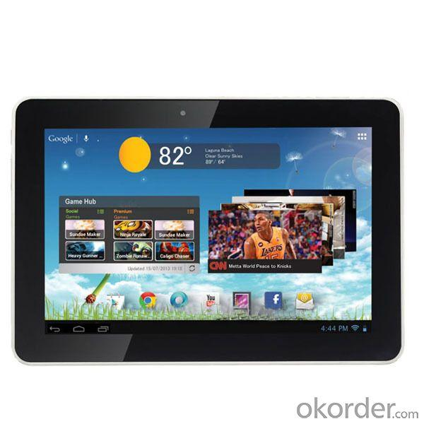 Tablet Pc 10 Inch Quad Core  Tablet With Android 4.1
