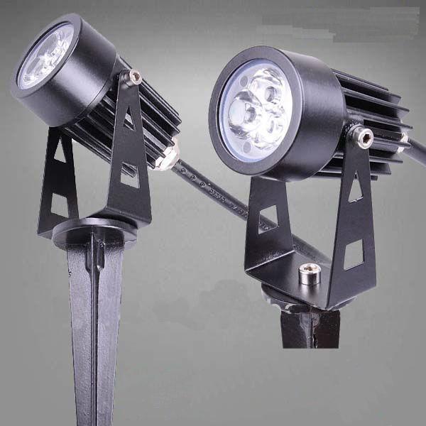 3W Warmer Dc12V Dc24V Ac85-265V IP65 LED Garden Light By Professional Manufacturer